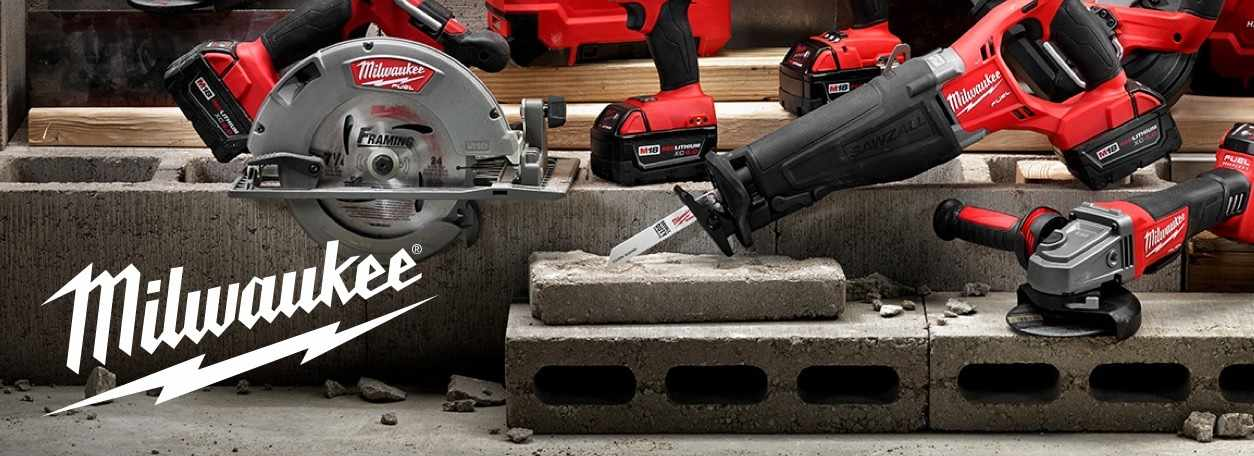 More about Milwaukee power tools at Kenyon Noble